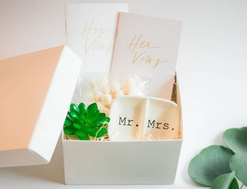 La wedding welcome bag, che cos'è e come si prepara?